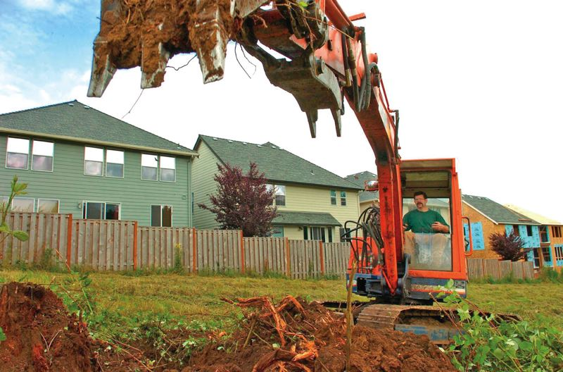 PORTLAND TRIBUNE FILE PHOTO - Beaverton, Hillsboro, King City and Wilsonville are asking Metro to expand the urban growth boundary adjacent to their city limits so they can help create more than 9,000 new homes in the coming years.
