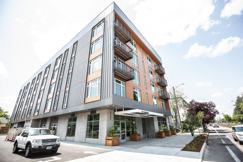 PORTLAND TRIBUNE: JON HOUSE - The City Council will consider buying this building in East Portland for affordable housing next Wednesday.