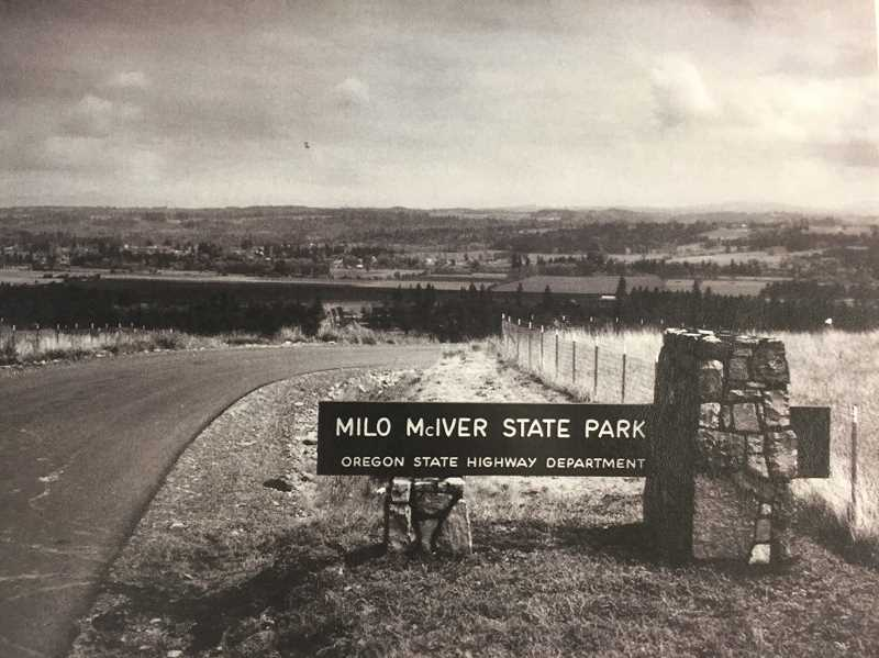 CONTRIBUTED PHOTO - An anniversary event for Milo McIver State Park, initially scheduled for Saturday, June 9, has been rescheduled because of weather.