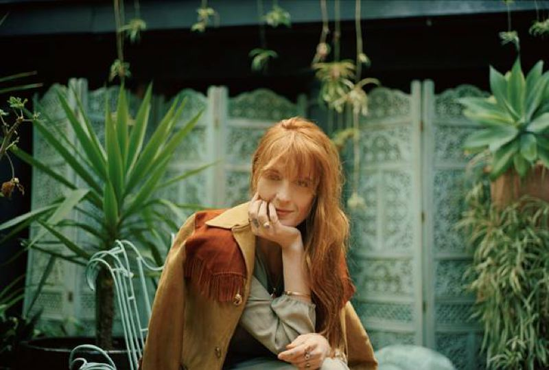 COURTESY: VINCENT HAYCOCK - Florence + The Machine is coming to Portland on tour.