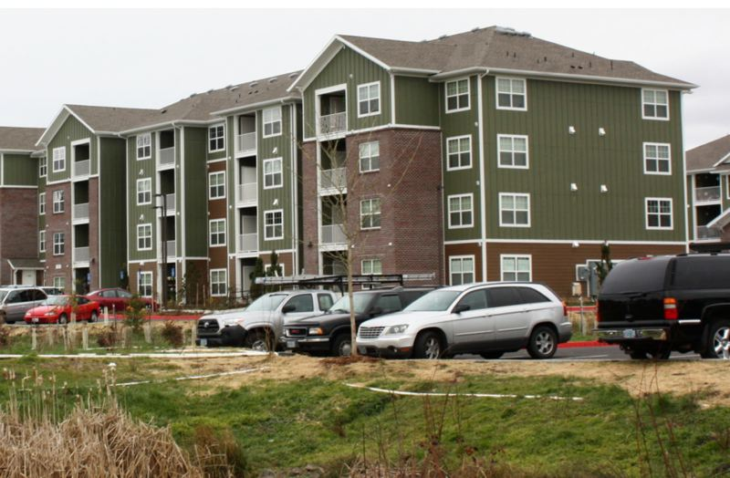 COURTESY METRO - The Sunset View Apartments in Beaverton are affordable to a diverse mix of residents.