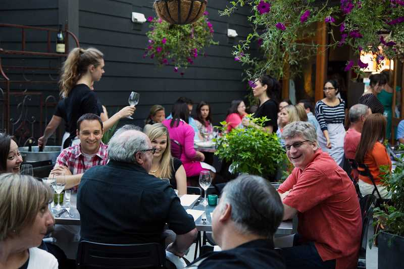 COURTESY PORTLAND FOOD ADVENTURES - Xico is one of dozens of Portland restaurants that host Portland Food Adventures dinners -- lively, all-inclusive, multicourse dinners hosted by chefs, who usually tell stories about their food and food philosophy. Guests guests get to take home gift cards to the chefs' favorite restaurants at the end.