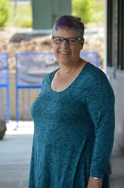 SPOKESMAN PHOTO: CLARA HOWELL - Katherine Holtgraves launched Three Rivers Charter School in 2001 and is set to retire later this month.