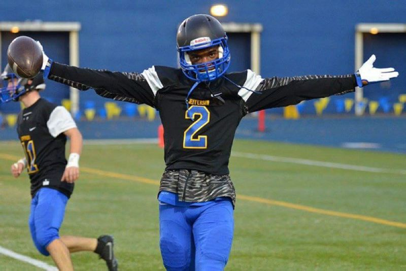 COURTESY: CYNTHIA ADDY - Jefferson High's Romeo Akil is among a dozen players from Portland schools set to play for the North in the annual Les Schwab Tires Bowl, Saturday night at Hillsboro Stadium.