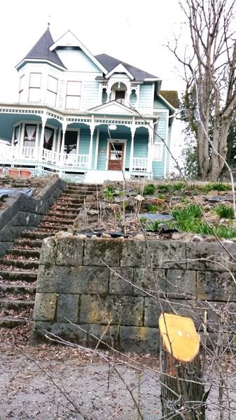 PHOTO BY RAYMOND RENDLEMAN - Built in 1896, the C.G. Huntley House is perhaps Oregon City's most iconic example of the Queen Anne architecture.