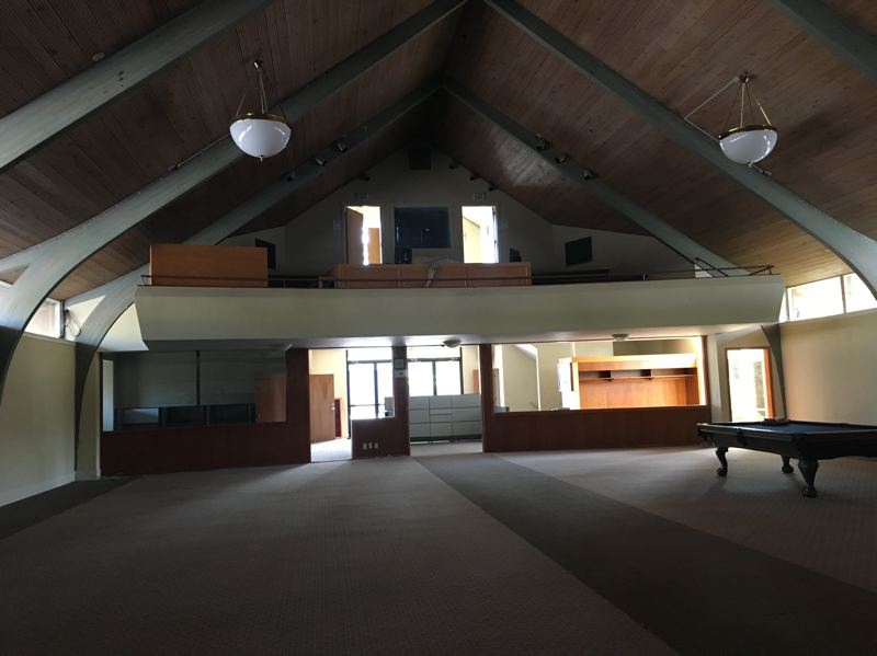 COURTESY PHOTO - A new homless shelter for 26 families once served as a Russian Orthodox church and later as substance abuse treatment center.