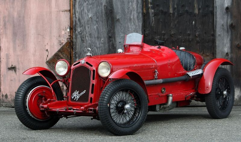 CONTRIBUTED - This 1931 8C 2300 Monza will be on display at the  2018 Forest Grove Concours d'Elegance.