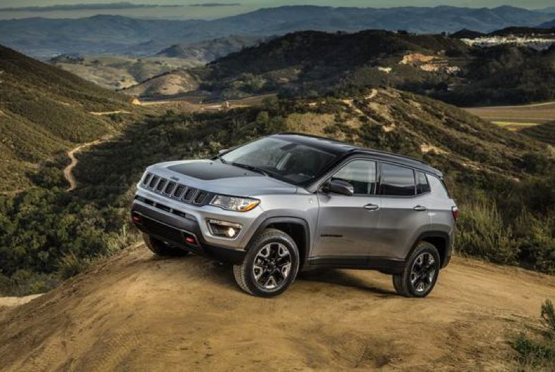 COURTESY FCA - The 2018 Jeep Compass Trailhawk is fully equipped to take you just about anywhere you want to go.
