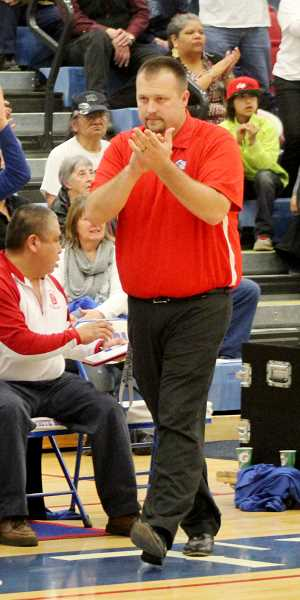 FILE PHOTO - Madras girls varsity coach will be leaving Jefferson County for a vice principal job in Limcoln City.
