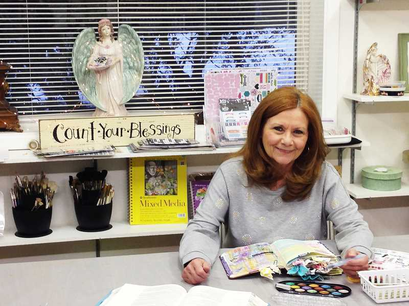 FILE PHOTO - There will be a Bible journaling class in Estacada led by  Dyan Kirkpatrick this weekend.