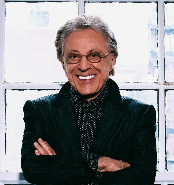 COURTESY: BRAD TRENT - Frankie Valli has used his falsetto voice 'more forcefully' than others in the music world.