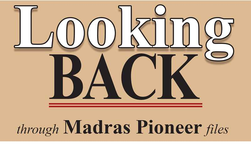 PIONEER LOGO - The Madras Pioneer looks back over the past 100 years of news.