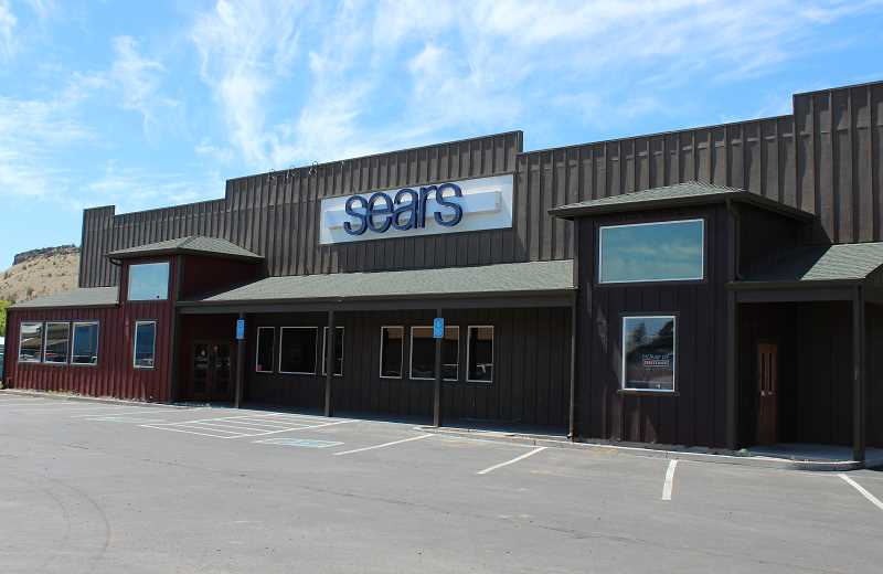 HOLLY SCHOLZ - The doors of the Prineville Sears store remain locked as its owner disputes corporate mandates.