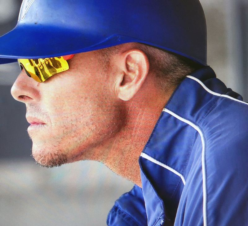 SUBMITTED PHOTO - Former Western Nevada College head baseball coach D.J. Whittemore was announced as Lakeridge's new head baseball coach on Friday.