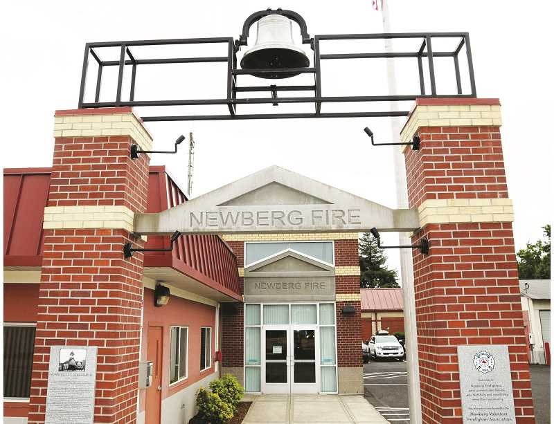 GARY ALLEN - Station 20, the town's main fire station on Second Street, will remain under the ownership of the city in an agreement drafted with TVF&R.