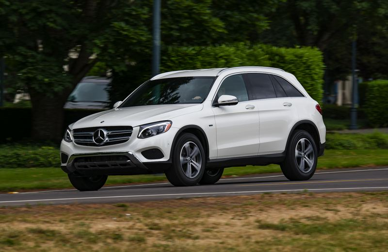 Doug Berger Nwapa The 2018 Mercedes Benz Glc 350e Is A Well Designed