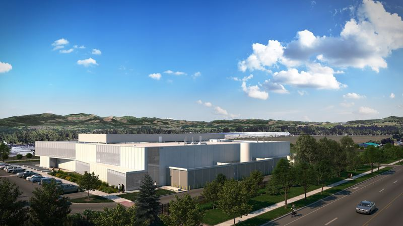 COURTESY: ELEMENT SIX - A rendering of what the Element Six facility will look like.