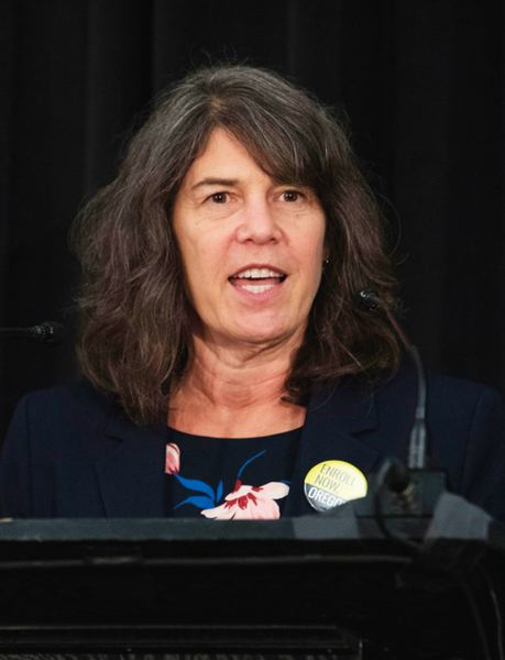 PORTLAND TRIBUNE FILE PHOTO - Multnomah County Commissioner Sharon Meieran, a former emergency room doctor who pushed for the study of the county mental health system.
