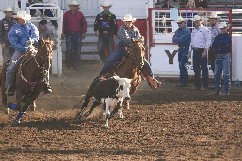 INDEPENDENT FILE PHOTO - Spend the Fourth of July at the St. Paul Rodeo.