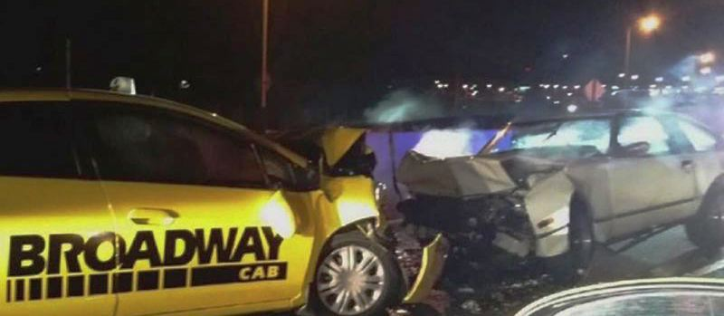 KOIN 6 NEWS - Police say a wrong-way driver, chased by Portland Police Officer Alfonso Valadez Jr., died after he collided with a Broadway Cab in April.