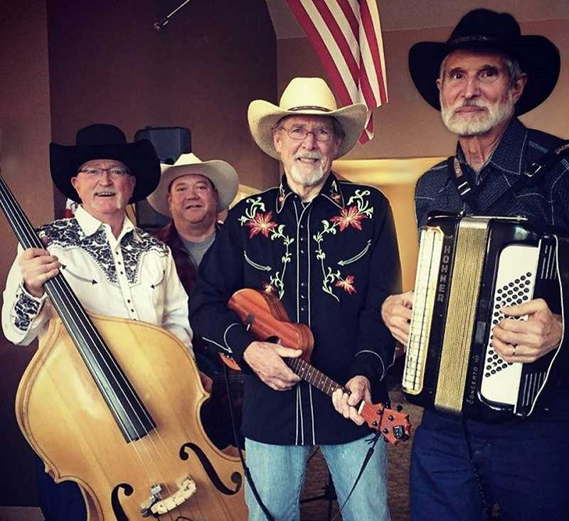 SUBMITTED PHOTO - Lonesome Dewey will play at the Historic Butteville Store July 7.