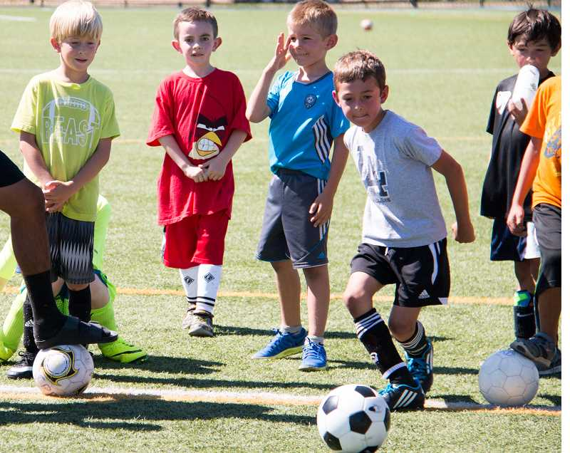 SUBMITTED PHOTO - Registration is now open for Chehalem Park and Recreation District's sports camps coming in July and August.