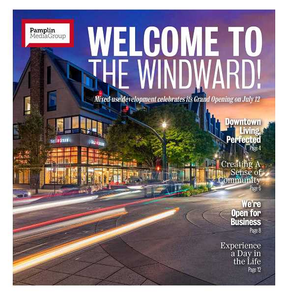 From the apartments and amenities to a day in the life of residents, everything you need to know about The Windward is included in a 16-page special section youll find inside the July 5 issue of The Review.