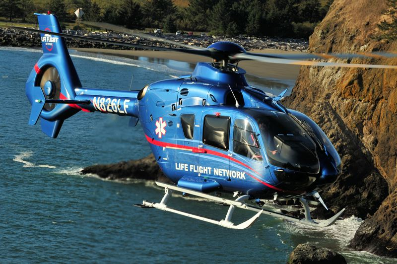 COURTESY: LIFE FLIGHT NETWORK - On average, each of the 23 bases transports one critically ill person per day.