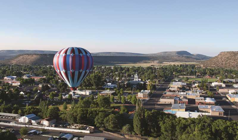 JAMIE WOOD/CENTRAL OREGONIAN