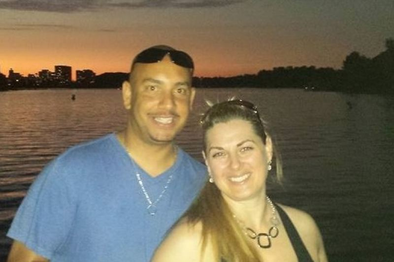 (Image is Clickable Link) GOFUNDME PHOTO - Jason Washington in a photo taken from his memorial fundraiser.