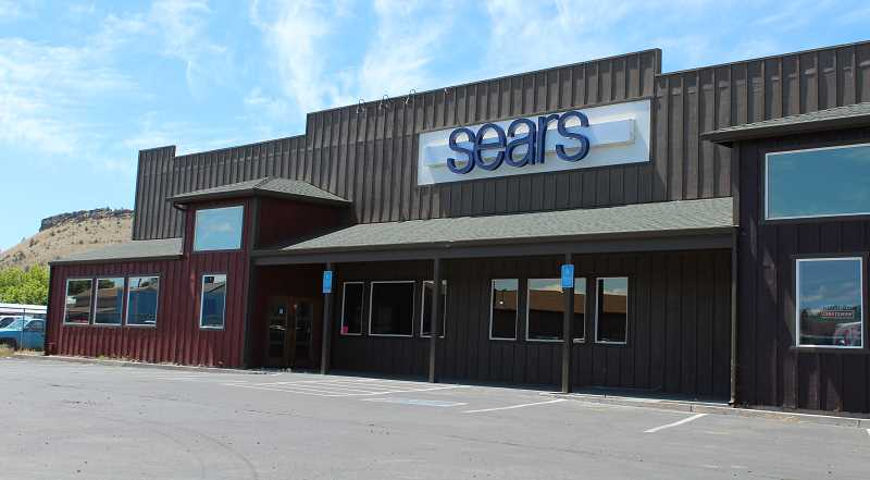 CENTRAL OREGONIAN - The Prineville store has been locked since Sears Hometown forced owner Heidi Wood to close the store.
