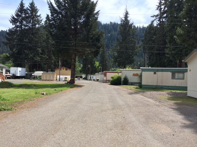FILE PHOTO, COURTESY ST. VINCENT DE PAUL OF LANE COUNTY - The Planning and Sustainability Commission voted Tuesday to create a new manufactured dwelling park zone to fend off redevelopment of the city's mobile and manufactured home parks. The proposal now goes to the City Council.