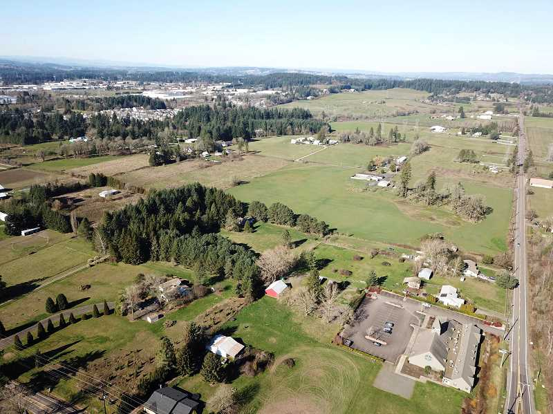 SPOKESMAN FILE PHOTO - New Pahlisch Homes development in the Frog Pond area of Wilsonville will include more open space than the developer initially planned.