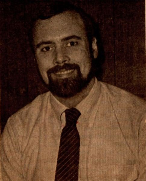 COURTESY WELLER ESTATE - This photo of Jerry Weller appeared in a Chicago newspaper in 1984 after he was named executive director of the Howard Brown Memorial Clinic.