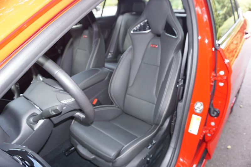 PORTLAND TRIBUNE: JEFF ZURSCHMEIDE - Inside, the Regal offers heated and ventilated front seats, and the GS trim gets you some very nicely adjustable sport seats with a massage function.