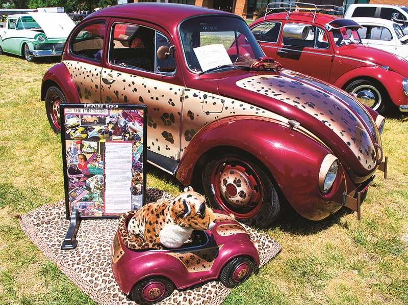 CENTRAL OREGONIAN - The Cruise to the Center of Oregon car show, hosted annually by the Crook County Rodders, brings in a large collection of hotrods and other showcars to the Crook County Fairgrounds. The next show is scheduled for Saturday.