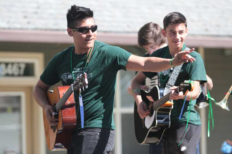 INDEPENDENT FILE PHOTO - The parade, live entertainment and more makes up festivities on Saturday at Hop Fest.