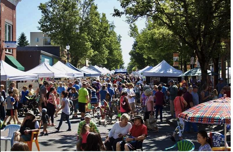 FILE PHOTO - Gresham Arts Festival rocks downtown this weekend.