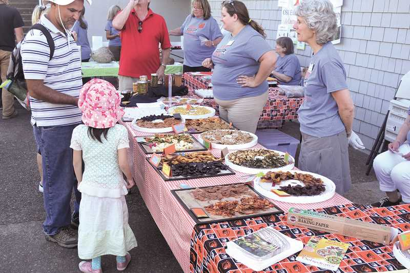 COURTESY PHOTO - There will be plenty to taste at NWREC's open house July 25.