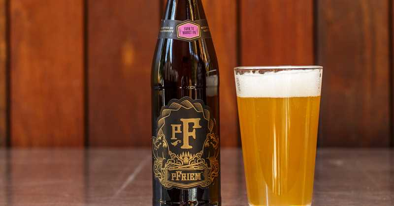 SUBMITTED PHOTO  - This sixth beer in Zupans Farm to Table private-label line is available now in all three Zupans Markets. Zupans partnered with pFriem Family Brewers to produce this Northwest-style IPA, which you can taste from 3-6 p.m. on July 27 at the Lake Grove store.