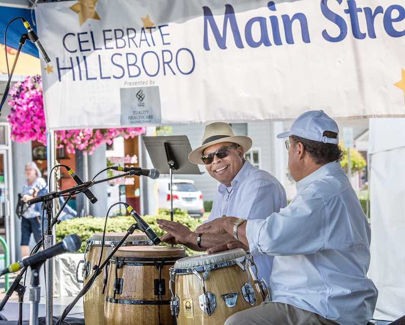 COURTESY PHOTO - The city's annual Celebrate Hillsboro event will be rocking this Saturday, July 21, from 9 a.m. to 4 p.m. in downtown.