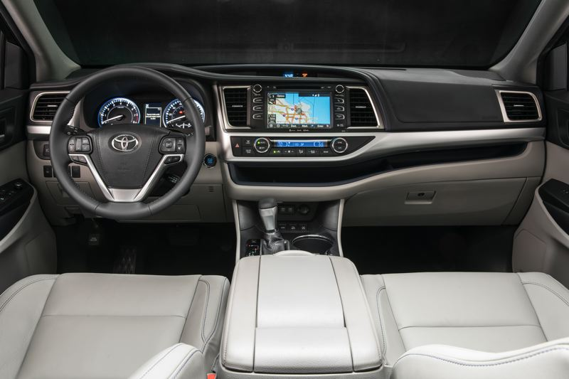 TOYOTA MOTOR CORPORATION - The 2018 Toyota Highlander can be equipped with practically every automotive comfort, convenience, infortainment, luxury and safety feature available today.