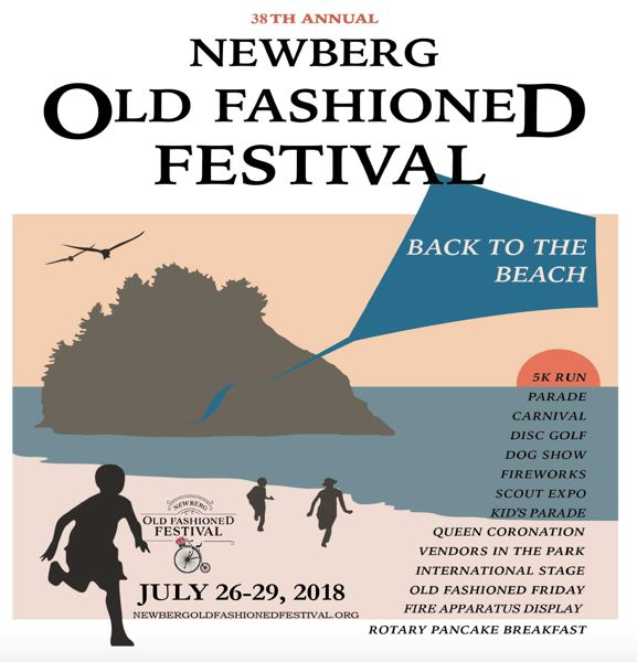 (Image is Clickable Link) Newberg Old Fashioned Festival 2018