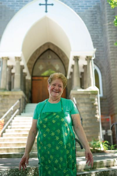 PORTLAND TRIBUNE: KIT MACAVOY - Eva Bekahi moved to Portland in 1989 from Lebanon and believes that the Arab Christian community has not been subjected to much racial discrimination.
