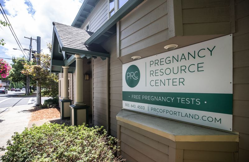 TIMES PHOTO: JONATHAN HOUSE - The high court issued a ruling in the last week of the 2017-18 session on pregnancy resource centers.