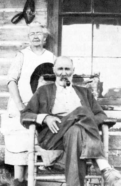 PHOTO COURTESY OF BOWMAN MUSEUM  - The couple became known for willingness to help neighbors.