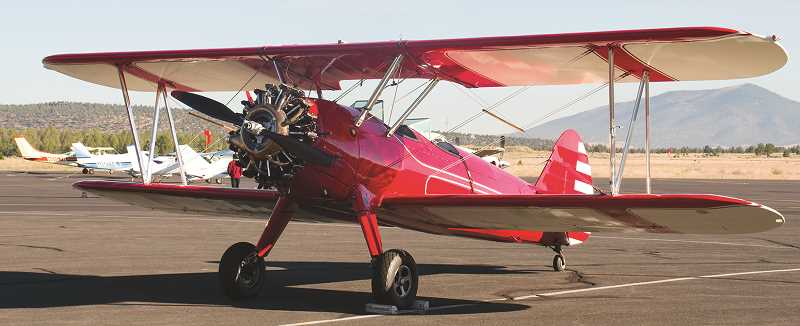 TIM SATTERFIELD - A variety of different aircraft from antique to modern will be on display at the Fly-In.