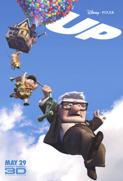 DISNEY/PIXAR - The film, 'Up,' will be shown Friday, Aug. 10 in Scappoose during a Movies in the Park series.