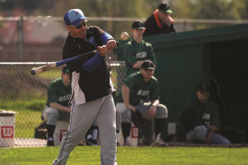 PHIL HAWKINS - Former St. Paul baseball head coach Julio Vela stepped down from the program following the spring season, ending a tenure that included two state playoff appearances, the 2016 league title and 68 wins over a seven-year period.