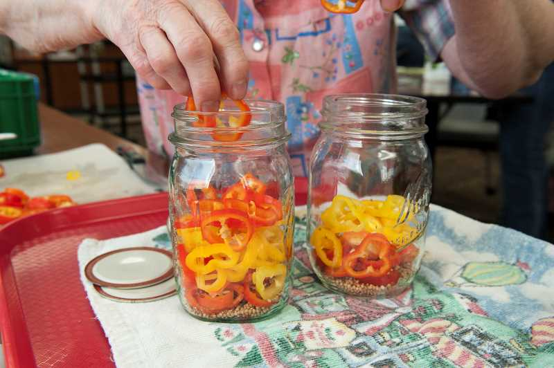 COURTESY PHOTO - OSU Extensions Food Preservation hotline is open to serve your needs for canning, freezing and more.